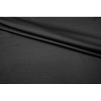 Трикотаж вискозный черный PRT-K4 01081809