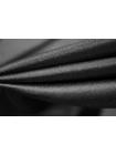 Атлас шелковый черный PRT1-D5 01081815