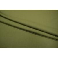 Шерстяной креп оливковый PRT1-G3 16081804