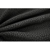 Поливискоза черная плательная PRT-M4 26071806