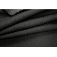 Вискоза черная костюмная PRT-O2 26071807