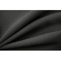 Би-стрейч костюмно-плательный черный PRT-O2 26071811