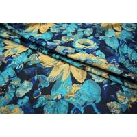 Жаккард цветы MX-G5 10071805