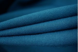 Костюмная поливискоза синяя MX 079-F3 10071817