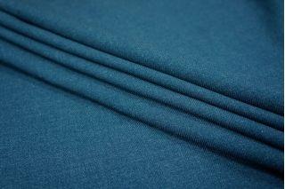 Костюмная поливискоза синяя MX1-F5 10071818
