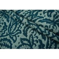 Трикотаж цветы орнамент MX-E7 19071803