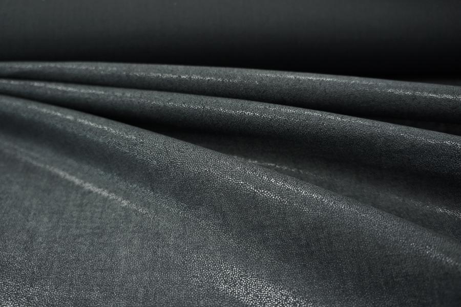 Дублерин хлопковый черный 01091804