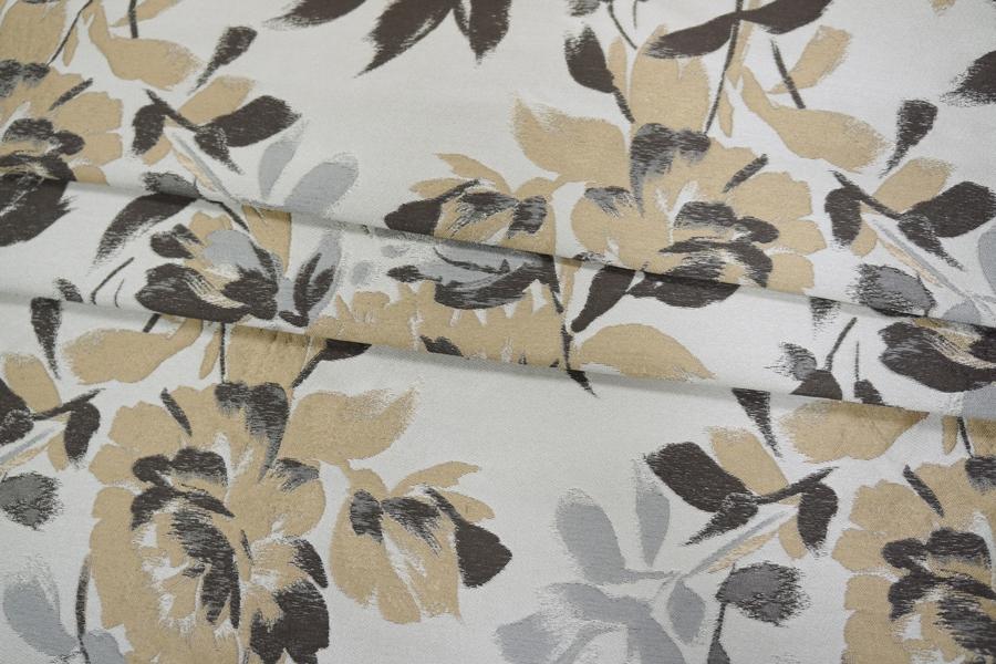 Жаккард цветы PRT-ВВ7 03111809