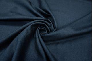 Костюмная шерсть темно-синяя PRT-G7 06091811