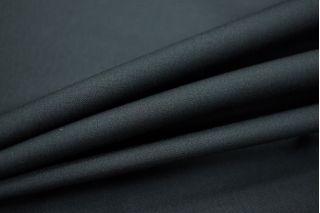 Костюмная шерсть-стрейч темно-синяя PRT-L3 06091814