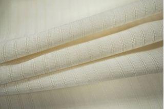 Костюмно-плательный атлас шерстяной айвори PRT-N3 07091808
