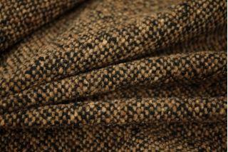 Пальтовая шерсть черно-коричневая PRT-L5 07091814