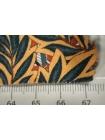 Сатин хлопковый цветы PRT1-B4 07111812