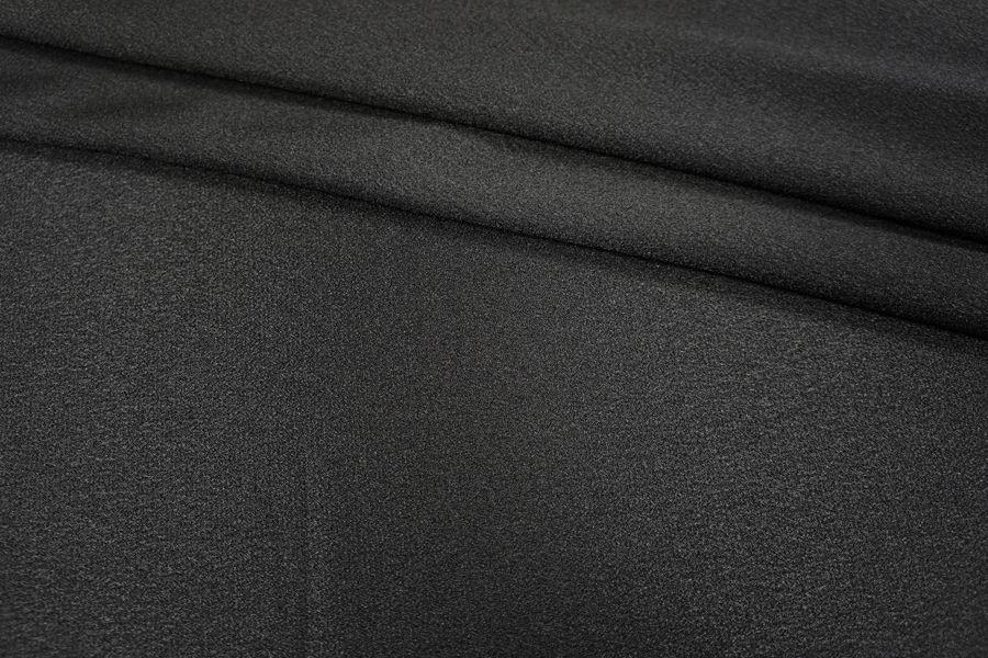 Атлас плательный черный PRT-G10 10091810
