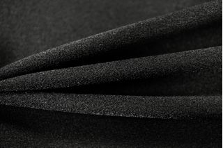 Атлас плательный черный PRT-N3 10091810