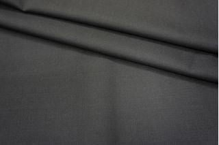 Костюмная шерсть темно-серая с люрексом PRT-L3 10091814