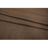 Фланель шерстяная коричневая PRT1-I2 08101806