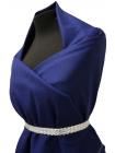 Фланель шерстяная сине-фиолетовая PRT1-G4 08101824