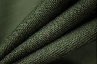 Трикотаж шерстяной зеленый PRT-L3  08101844