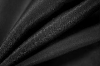 Крепдешин шелковый черный PRT 01111805