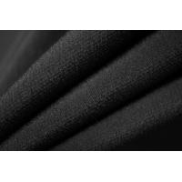 Креп шелковый черный PRT-C3 01111812
