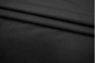 Креп шелковый черный PRT-D4 01111812