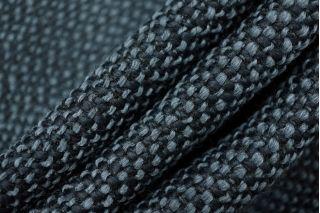 Шерстяная шанель серо-синяя PRT-M1 01111833