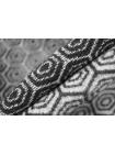 ОТРЕЗ 2.1 М Пальтовый хлопок черно-белый PRT-M2 01111852-1