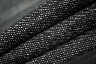 Твид шерстяной черно-белый PRT-N1 01111865