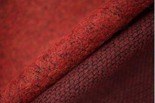Пальтовая шерсть темно-красная PRT-M3 01111889