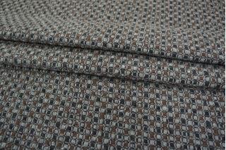 Пальтовая шерсть квадраты PRT-M2 01111895