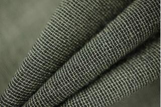 Марлевка шерстяная черно-зеленая PRT-O3 02111818