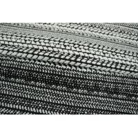 Шерстяная шанель черно-белая PRT-O3 02111835