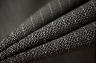 Костюмная шерсть в полоску Carnet PRT-L3 25091810