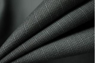 Костюмная шерсть темно-серая Carnet PRT-L3 25091815