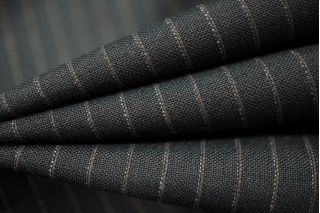 Костюмная шерсть в полоску Drapers PRT-L3 25091816