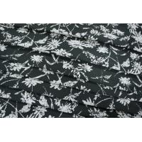 ОТРЕЗ 2,6 М Жаккард костюмный цветы PRT-(51)- 26101813-1