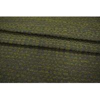 Шанель костюмная коричнево-зеленая PRT-S3 02111805