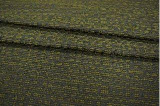 Шанель костюмная коричнево-зеленая PRT-K2 02111805