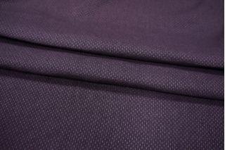 ОТРЕЗ 2.8 М Плательная шерсть баклажан PRT-Q2 02111827-1