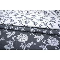 Жаккард костюмно-плательный цветы PRT-K4 02111830