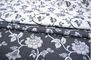 Жаккард костюмно-плательный цветы PRT-P5 02111830