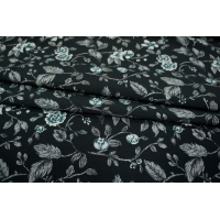 Жаккард костюмный цветы PRT-K2 02111831
