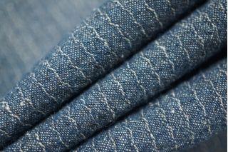 Плательный хлопок с шерстью в полоску PRT-Q6 02111864