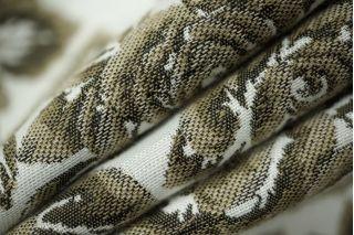 Жаккард костюмно-плательный цветы PRT-P5 02111878