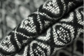 Пальтовый хлопок черно-белый PRT-M2 02111882