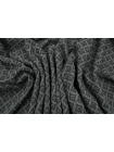 ОТРЕЗ 2.4 М Твид пальтовый ромбы серый PRT-L2 02111884-1