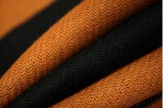 Костюмная шерсть двухслойная в полоску PRT-Q5 02111887