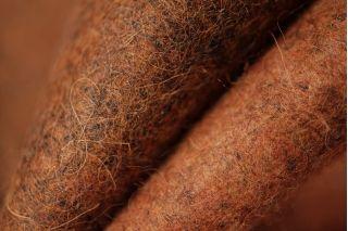 Плотная шерсть рыже-коричневая PRT-N2 02111896
