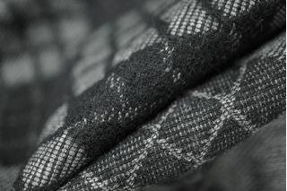 Костюмная шерсть ромбы PRT-N3 30111803